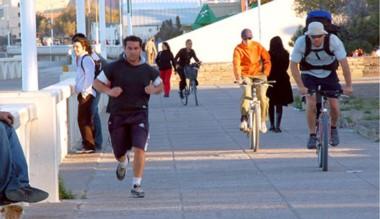 La  actividad física es fundamental para prevenir la diabetes.
