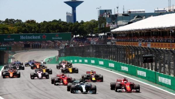 Ferrari volvió a ganar en Brasil luego de 9 años.