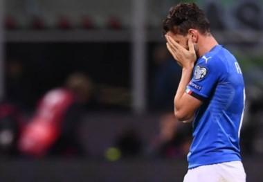 Italia se quedó fuera del Mundial de Rusia por primera vez desde Suecia 1958.