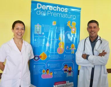 Fabricio Contreras y Priscila Ara anunciaron las actividades que se desarrollarán.