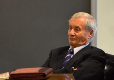 La justicia pampeana condenó al ex fiscal Enrique Romero Oneto a la pena de 3 años y medio de prisión.