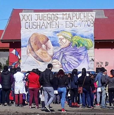 Los Juegos Mapuches-Tehuelches se desarrollan desde 1997 y llevan ya 21 ediciones ininterrumpidas.