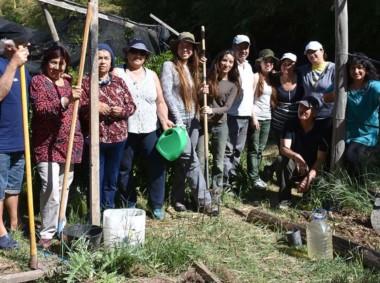 El curso fue impulsado por la Municipalidad de Trelew y la Universidad Nacional de la Patagonia.