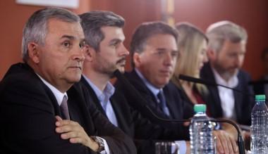 El ministro Nicolás Dujovne fue el encargado de realizar el anuncio.