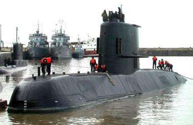 Se perdió contacto con el submarino y en la Armada desconocen las causas.