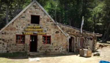 El refugio donde ocurrió la muerte de la joven se llama Cerro Lindo.