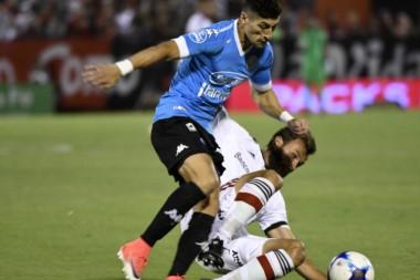 Belgrano se llevó un triunfazo en el final del partido en el Marcelo Bielsa.