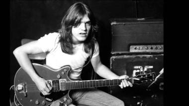 Murió Malcolm Young, creador y fundador, junto con su hermano Angus, de la gran banda de rock AC/DC.