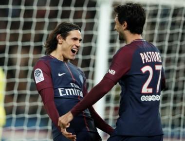 PSG derrotó 4-1 a Nantes y se mantiene como líder con 6 puntos de ventaja.