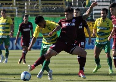 """El """"Halcón"""" goleó en Varela al equipo alternativo del """"Granate""""."""