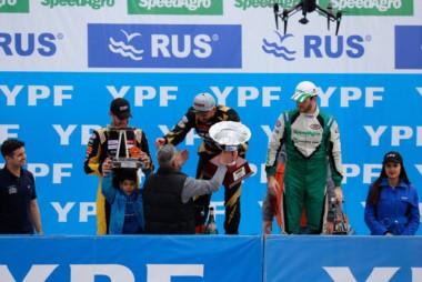 Josito Di Palma ganó en Comodoro Rivadavia y se viene una apasionante definición en el TC.