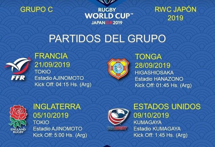 Prueba de Derbeville amenaza en general  Los Pumas debutan ante Francia en el Mundial de Japón