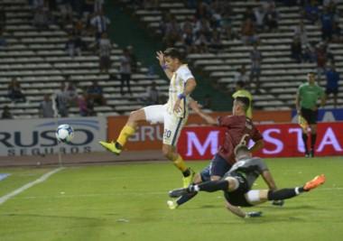 El equipo dirigido por Leo Fernández consiguió cortar la mala racha y ganó en Córdoba con este gol de Zampedri.