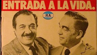 Martínez asumió como vicepresidente de la Nación el 10 de diciembre de 1983, luego de que la fórmula que integró junto a Raúl Alfonsín se impusiera en las presidenciales.