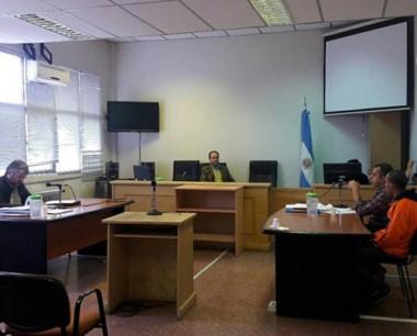 El acusado se encontraba en Bariloche cuando fue aprehendido.