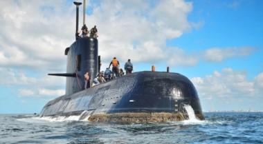 Preocupa el oxigeno del submarino ARA San Juan.