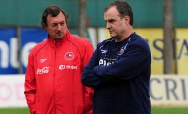 Bonini trabajó a la par de Bielsa en La Roja, Argentina y Athletic de Bilbao, entre otros lugares.