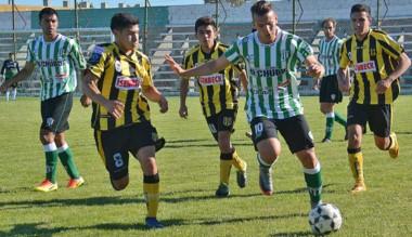 Germinal juega mañana a las 17 horas ante Mar-Che, en El Fortín.