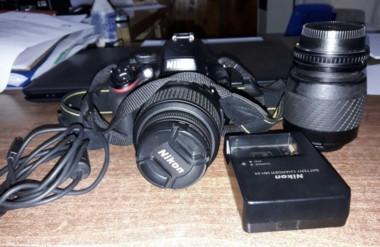 Descubrimiento. La cámara fotográfica de importante valor económico fue hallada junto a sus accesorios.
