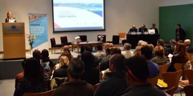 El encuentro apuntó a impulsar a Madryn como centro de encuentros y seminarios nacionales e internacionales.