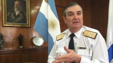 Marcelo Eduardo Hipólito Srur ya no comanda la fuerza.