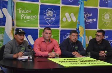 Ayer presentaron el certamen provincial que contará con la presencia de equipos de Chubut y Santa Cruz.