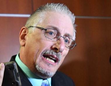 García dijo que espera aprobar el acuerdo antes de fin de año.