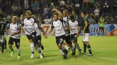 Con goles de Maidana y Strahman, la Lepra volvió a la victoria luego de 5 partidos en la B Nacional.