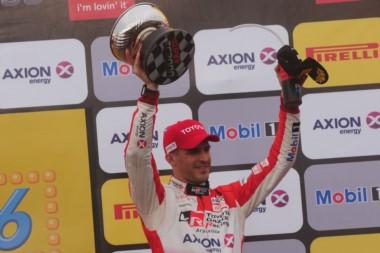 Victoria de Rossi en la Carrera Clasificatoria del STC2000 en General Roca.