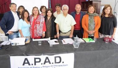 El evento tuvo lugar en el Espacio Cultural de la localidad de Lago Puelo.