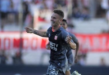 Con gol de Juan Cejas sobre el final, Estudiantes le ganó 1-0 a Atlético Tucumán por la fecha 10.