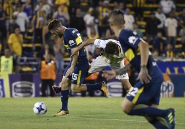 De los últimos 5 enfrentamientos entre Central y Boca, el Canalla ganó 4 y empataron el restante.