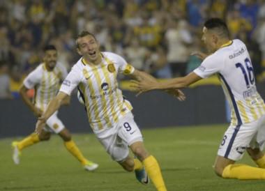 """Con gol de Marco Ruben, Rosario Central derrotó como local a #Boca que ahora quedó """"a tiro"""" de sus escoltas."""
