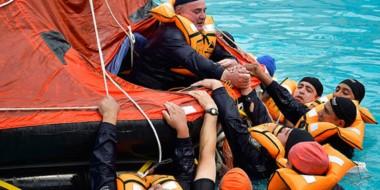 EL SOMU Puerto Madryn concretó nuevos cursos de capacitación dirigidos al personal marítimo.