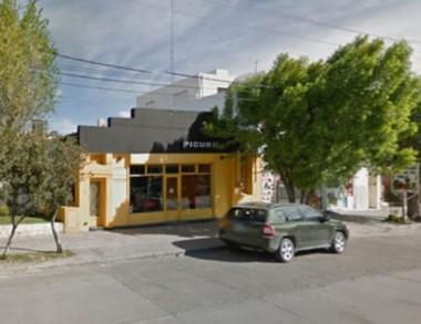 """El local de comidas """"Picurú"""" de la calle Soberanía Nacional violentado."""