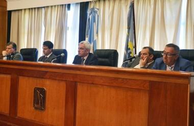 Decisión. El Tribunal que destituyó a Suárez García explicó los motivos de su fuerte decisión unánime.