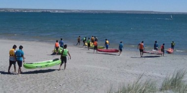 La Subsecretaría de Deportes de Puerto Madryn llevó adelante durante una variedad de actividades.