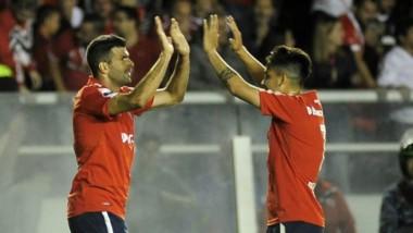 Independiente, que viene de eliminar a Libertad, juega la final ante Flamengo.