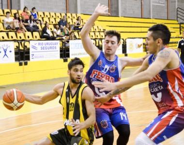 Deportivo Madryn le volvió a ganar a Ferrocarril Patagónico y quedó a un juego de volver a ser campeón.