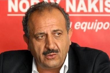 En decenas de operativos, esta madrugada detuvieron a Noray Nakis, vicepresidente de Independiente, por vínculos con Bebote y la barra brava del club.