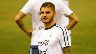 Mauro Icardi se pierde la gira de la Selección por lesión.