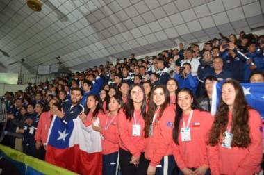 Más de 2.000 jóvenes será protagonistas de los Juegos de la Araucanía.