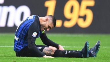 Icardi y otros tres jugadores fueron desafectados de la Selección por lesión.
