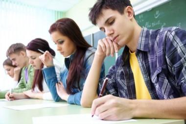 En 5°/6° año de secundaria los estudiantes serán evaluados en Lengua y Matemática.
