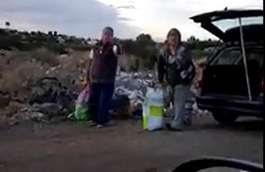 La Municipalidad de Trelew  actuó de oficio a partir de un video que se hizo viral en las redes sociales.