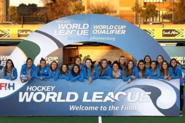 El seleccionado argentino femenino de hockey intentará defender el título que obtuvo en el año 2015.