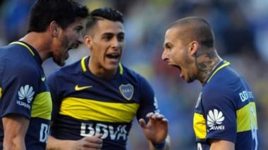 Boca disfruta del liderazgo del torneo local, con victoria en el Superclásico incluida.