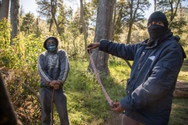 """La comunidad en conflicto y otras de la región que integran la Mesa de Diálogo expresaron que """"no reconocen la existencia de la organización denominada Resistencia Ancestral Mapuche (RAM)""""."""