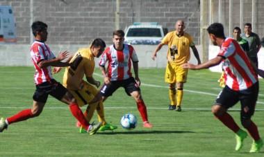 Con el empate, el Aurinegro se quedó afuera de la Copa Argentina 2018.