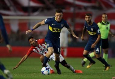 Boca cerró el año ganando. Fue 1-0 a Estudiantes con Fabra como figura.